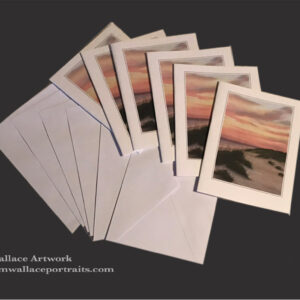 Note Cards With Original Artwork